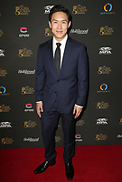 29 October 2017 - Los Angeles, California - Kenny Leu. 2nd Annual Golden Screen Awards Hosted By U.S. China Film And TV Industry Expo held at The NOVO at LA Live. Photo Credit: F. Sadou/AdMedia