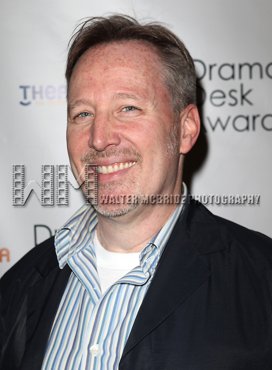 John McDaniel.attending the 57th Annual Drama Desk Nominees Reception at Oceana Restaurant in New York City on 5/8/2012. © Walter McBride/WM Photography .