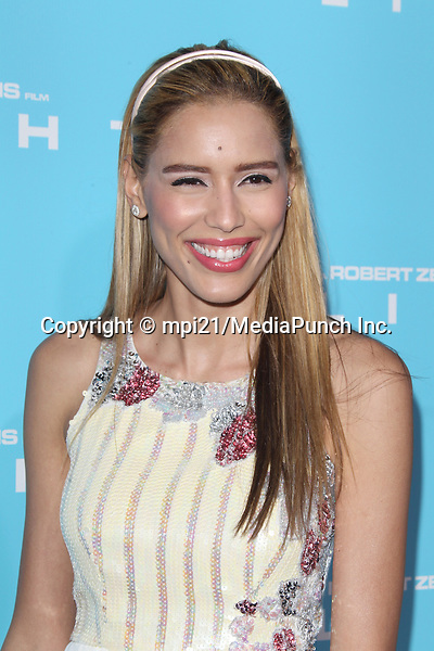 HOLLYWOOD, CA - OCTOBER 23: Rebecca Da Costa at the Los Angeles premiere of 'Flight' at ArcLight Cinemas on October 23, 2012 in Hollywood, California. ©mpi21/MediaPunch Inc.