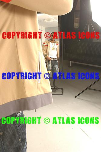 Flo Rida, Studio Photo Session