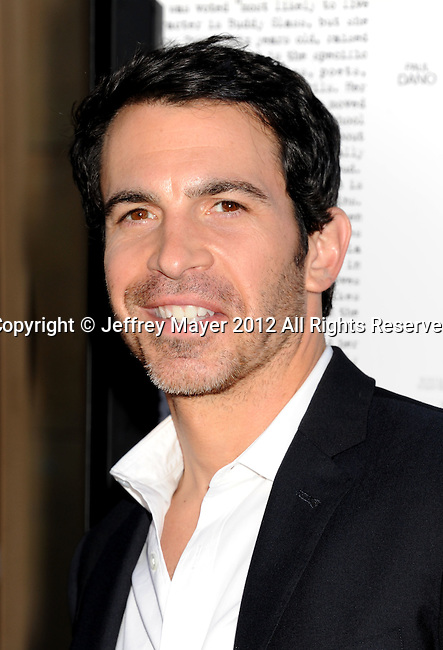 HOLLYWOOD, CA - JULY 19: Chris Messina attends the 'Ruby Sparks' Los Angeles premiere at American Cinematheque's Egyptian Theatre on July 19, 2012 in Hollywood, California.