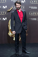 Alberto Amarilla attends to the premiere of 'La Peste' at Callao Cinemas in Madrid, Spain. January 11, 2018. (ALTERPHOTOS/Borja B.Hojas) /NortePhoto.com NORTEPHOTOMEXICO