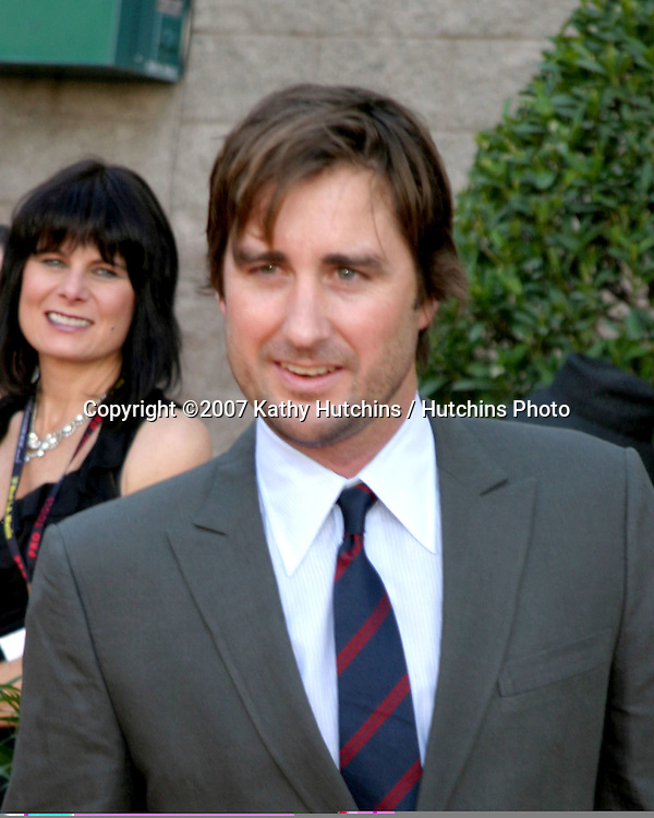 Luke Wilson.Academy  of Country Music Awards.MGM Grand Garden Arena.Las Vegas, NV.May 15, 2007.©2007 Kathy Hutchins / Hutchins Photo....