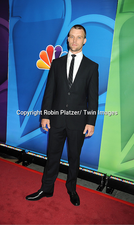 Jesse Spencer  arrives at the NBC Upfront Presentation for 2013-2014 Season on May 13, 2013 at Radio City Music Hall in New York City.