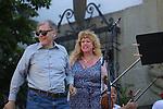 Dr. David Stern and Tamsen Beseke,  West Coast Symphony