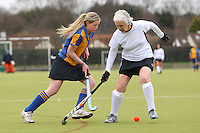 Upminster HC Ladies 4th XI vs Southend HC Ladies 4th XI 02-03-13