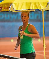 03-09-13,Netherlands, Alphen aan den Rijn,  TEAN, Tennis, Tean International Tennis Tournament 2013, Tean International ,   Richel Hogenkamp (NED)<br /> Photo: Henk Koster