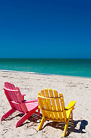 Beach along Gulf of Mexico at Captiva Island, Florida, USA. Photo by Debi PIttman Wilkey