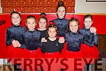 Dancers from the East Kerry Comhaltas branch who performed at the Kilcummin Rambling house on Friday night l-r: Doireann Dwyer, Sadbh O'Halloran, Caoimhe O'Halloran.Back row: Sarah Piggot, Alison Piggott, Eimear O'Sullivan, Maeve O'Connor