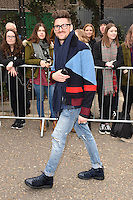 Henry Holland<br /> arrives for the Topshop Unique AW17 show as part of London Fashion Week AW17 at Tate Modern, London.<br /> <br /> <br /> &copy;Ash Knotek  D3232  19/02/2017