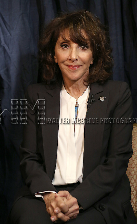 Andrea Martin  'In The Spotlight' at the 2013 Tony Awards Meet The Nominees Junket  at the Millennium Broadway Hotel in New York on 5/1/2013...