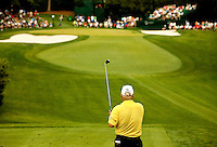 Billy Mayfair during the thirdround of the Quail Hollow Championship at Quail Hollow Country Club on May 2, 2010 in Charlotte, North Carolina.  The event, formerly called the Wachovia Championship, is a top event on the PGA Tour, attracting such popular golf icons as Tiger Woods, Vijay Singh and Bubba Watson. Photo from the final round in the Quail Hollow Championship golf tournament at the Quail Hollow Club in Charlotte, N.C., Sunday , May 03, 2009..
