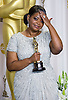"OCTAVIA SPENCER.winner of the Best Supporting Actress Award for her role in ""Help"" at the 84th Academy Awards, Kodak Theatre, Hollywood, Los Angeles_26/02/2012.Mandatory Photo Credit: ©Dias/Newspix International..**ALL FEES PAYABLE TO: ""NEWSPIX INTERNATIONAL""**..PHOTO CREDIT MANDATORY!!: NEWSPIX INTERNATIONAL(Failure to credit will incur a surcharge of 100% of reproduction fees)..IMMEDIATE CONFIRMATION OF USAGE REQUIRED:.Newspix International, 31 Chinnery Hill, Bishop's Stortford, ENGLAND CM23 3PS.Tel:+441279 324672  ; Fax: +441279656877.Mobile:  0777568 1153.e-mail: info@newspixinternational.co.uk"