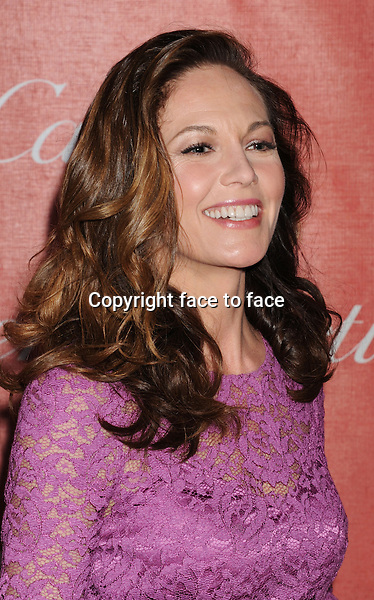 Diane Lane arrives at the 24th Annual Palm Springs International Film Festival - Awards Gala at the Palm Springs Convention Center on January 5, 2013 in Palm Springs, California..Credit: Mayer/face to face..- No Rights for USA, Canada and France -