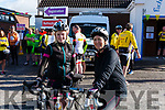 At the Rembering Zoe Cycle Challenge on Sunday morning were Cousins Mary & Bridget Cunningham from Killarney.