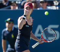ALIZE CORNET (FRA)<br /> The US Open Tennis Championships 2014 - USTA Billie Jean King National Tennis Centre -  Flushing - New York - USA -   ATP - ITF -WTA  2014  - Grand Slam - USA  29th August 2014. <br /> <br /> &copy; AMN IMAGES