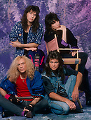 May 1989: MR BIG - Photosession in Hollywood Ca USA
