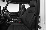Front seat view of 2018 Mercedes Benz G-Class AMG-G63 5 Door SUV Front Seat  car photos