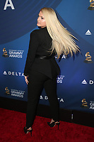 WEST HOLLYWOOD, CA - FEBRUARY 7: Meghan Trainor at the Delta Air Line 2019 GRAMMY Party at Mondrian LA in West Hollywood, California on February 7, 2019.   <br /> CAP/MPI/SAD<br /> &copy;SAD/MPI/Capital Pictures