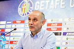 Getafe CF's General Manager Angel Martin. July 19, 2019. (ALTERPHOTOS/Acero)