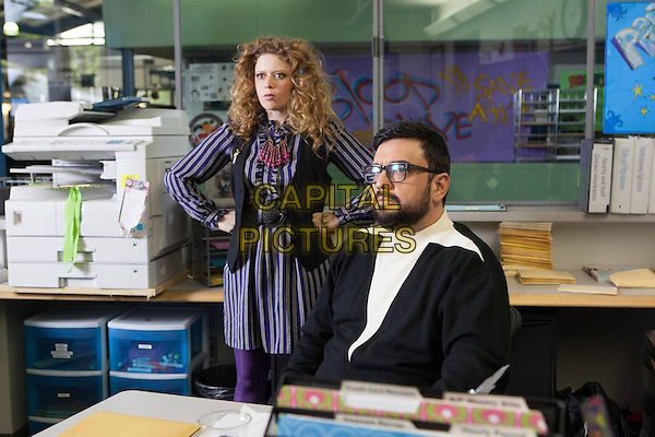 NATASHA LYONNE, HORATIO SANZ<br /> in G.B.F. (2013) <br /> GBF<br /> *Filmstill - Editorial Use Only*<br /> CAP/FB<br /> Image supplied by Capital Pictures