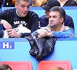 TENIS, BEOGRAD, 22. Feb. 2010. -  Srdjan Djokovic. Srpski teniser Viktor Troicki osvojio je MTS Open 2009. savladavsi u finalu Slovaka Dominika Hrbatija sa 2:0, po setovima 6:4, 6:2. Foto: Nenad Negovanovic