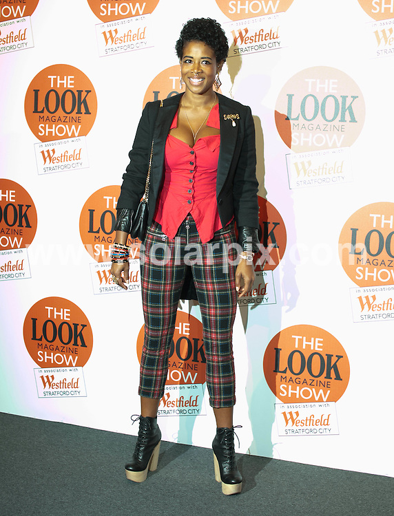 **ALL ROUND PICTURES FROM SOLARPIX.COM**                                             **NO UK NEWSPAPER PUBLICATION**.**UK MAGAZINE & SUPPLEMENT PUBLICATION ONLY** AND NO PUBLICATION IN AUSTRALIA, BELGIUM, FRANCE, GERMANY, ITALY, SCANDINAVIA AND USA**                                                                                London Fashion Week.The LOOK catwalk show at Westfield Stratford City this weekend..2011                                                                      .This pic: Singer Kelis                                                                                     .JOB REF:13974       SFE      DATE:   18.09.11                                                         **MUST CREDIT SOLARPIX.COM OR DOUBLE FEE WILL BE CHARGED**                                                                      **MUST AGREE FEE BEFORE ONLINE USAGE**                               **CALL US ON: +34 952 811 768 or LOW RATE FROM UK 0844 617 7637**