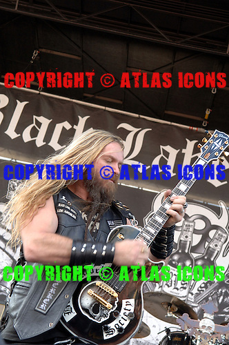 Zakk Wylde; <br /> Photo Credit: Eddie Malluk/Atlas Icons.com