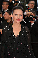 Virginie Ledoyen at the gala screening for &quot;BLACKKKLANSMAN&quot; at the 71st Festival de Cannes, Cannes, France 14 May 2018<br /> Picture: Paul Smith/Featureflash/SilverHub 0208 004 5359 sales@silverhubmedia.com