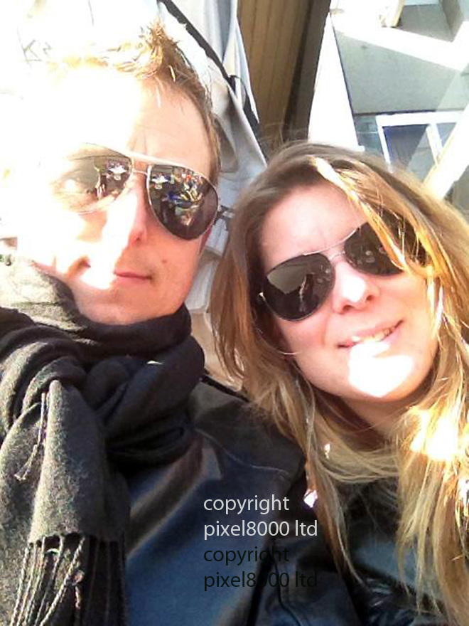 Internet pic shows: Cor Tol - Dutch victim of  flight MH17<br /> - seen here with girlfriend Neeltje Tol, who is also a possible victim on the plane.<br /> <br /> .<br /> <br /> <br /> <br /> Picture by Pixel8000 07917221968