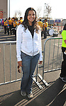 PACOIMA, CA. - October 10: Jessica Lucas arrives at The 2009 American Dream Walk To Benefit Habitat For Humanity at Lowe's Home Improvement on October 10, 2009 in Pacoima, California.