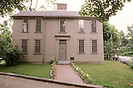 Hancocke -  Clark House in Lexington, MA
