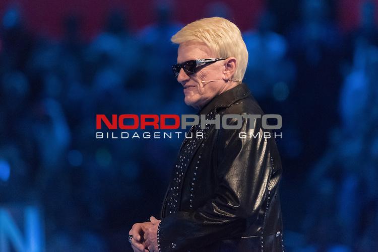 16.05.2015, &Ouml;VB-Arena, Bremen, GER, DFB Pokal 14/15, ACHTELFINALE, Arminia Bielefeld vs Werder Bremen, im Bild<br /> <br /> Heino (DSDS Jury 2015)<br /> <br /> <br /> Foto &copy; nordphoto / Kokenge