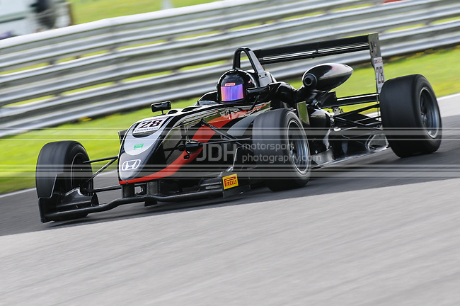 Mark Harrison - Magic Motorsport/Team Fox Racing Dallara F308 Volkswagen-Spiess