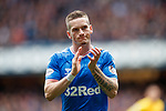 14.09.2019 Rangers v Livingston: Ryan Kent back for his second stint at Ibrox