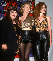 Wilson Phillips, Carnie Wilson, Chynna Phillips, Wendy Wilson, 1992 Photo By Michael Ferguson/PHOTOlink