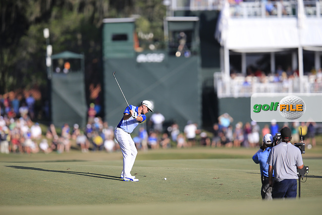 Jonas Blixt (SWE) during round 3 of the Players, TPC Sawgrass, Championship Way, Ponte Vedra Beach, FL 32082, USA. 14/05/2016.<br /> Picture: Golffile | Fran Caffrey<br /> <br /> <br /> All photo usage must carry mandatory copyright credit (&copy; Golffile | Fran Caffrey)
