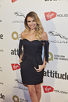 www.acepixs.com<br /> <br /> October 12 2017, London<br /> <br /> Nadine Coyle arriving at the Virgin Holidays Attitude Awards 2017 at the Roundhouse on October 12 2017 in London.<br /> <br /> By Line: Famous/ACE Pictures<br /> <br /> <br /> ACE Pictures Inc<br /> Tel: 6467670430<br /> Email: info@acepixs.com<br /> www.acepixs.com