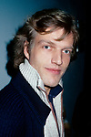 Peter Martins on October 5, 1985 in New York City.