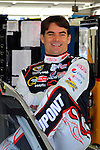 Mar 06, 2009; 2:57:11 PM; Hampton, GA, USA; NASCAR Sprint Cup Series practice for the Kobalt Tools 500 at the Atlanta Motor Speedway.  Mandatory Credit: (thesportswire.net)
