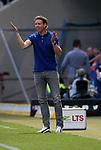 15.04.2018, Wirsol Rhein-Neckar-Arena, Sinsheim, GER, 1.FBL, TSG 1899 Hoffenheim vs Hamburger SV, im Bild<br />Trainer Julian Nagelsmann (Hoffenheim)<br /> Foto &copy; nordphoto / Bratic
