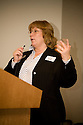 Lisa Rose, Green Business Coordinator, Santa Clara County. This forum entitled Strategies for a Sustainable Santa Clara County: Developing Goals and Planning Tools was held at the Silicon Valley Community Foundation (SVCF) in Mountain View, CA from 9 AM to Noon on 1/25/2008. The event was sponsored by Leagues of Women Voters of Santa Clara County and Office of County Supervisor Liz Kniss.