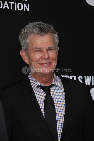 SANTA MONICA, CA - MAY 11: David Foster arrives at the 3rd Biennial Rebels With A Cause Fundraiser at Barker Hangar on May 11, 2016 in Santa Monica, California.  Credit: Parisa/MediaPunch.