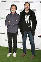 LOS ANGELES - FEB 6:  Steven Weber, Chris O'Dowd at the 2020 Oscar Wilde Awards at the Bad Robot Offices on February 6, 2020 in Santa Monica, CA