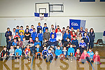 MEDALS: On Saturday evening at the St Brendan Community Centre The Ardfert Juvenils of St Brendan's Huling Club, and under 16-12 were presaented with their trophy's and medals.
