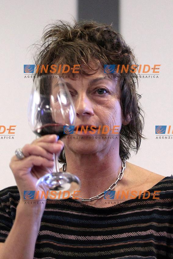 Gianna Nannini<br /> Roma 07-10-2013 Eataly. Gianna Nannini presenta il vino che ha cominciato a produrre, Innno.<br /> Photo Samantha Zucchi Insidefoto