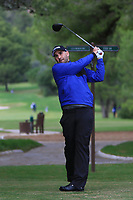 Oliver Farr (WAL) on the 16th tee during Round 4 of the Challenge Tour Grand Final 2019 at Club de Golf Alcanada, Port d'Alcúdia, Mallorca, Spain on Sunday 10th November 2019.<br /> Picture:  Thos Caffrey / Golffile<br /> <br /> All photo usage must carry mandatory copyright credit (© Golffile | Thos Caffrey)