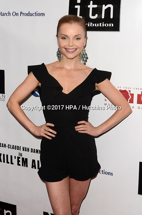 "LOS ANGELES - JUN 6:  Izabella Miko at the ""Kill 'Em All"" Premiere at the Harmony Gold Theater on June 6, 2017 in Los Angeles, CA"