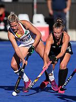 Megan Hull. Pro League Hockey, Vantage Blacksticks v Germany. Nga Puna Wai Hockey Stadium, Christchurch, New Zealand. Friday 15th February 2019. Photo: Simon Watts/Hockey NZ