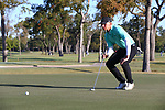 Dallas, Texas on October 18, 2019 Mean Green Golf at Royal Oaks Country Club.